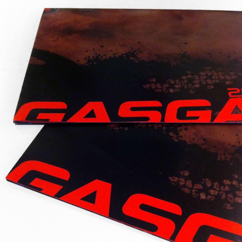 Gas Gas Motos foldout 1