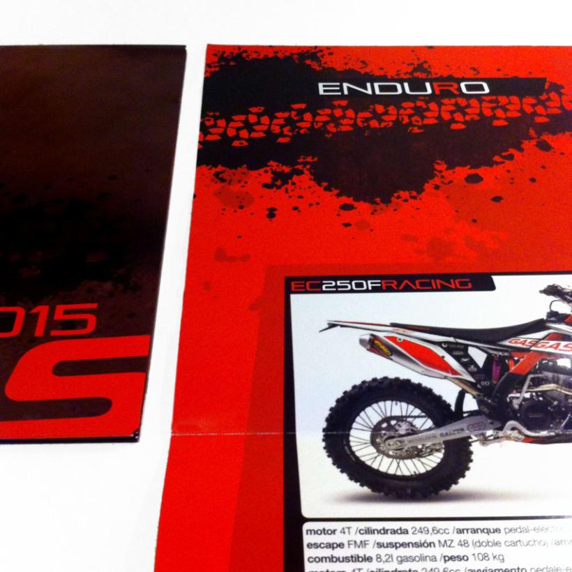 Gas Gas Motos foldout 3