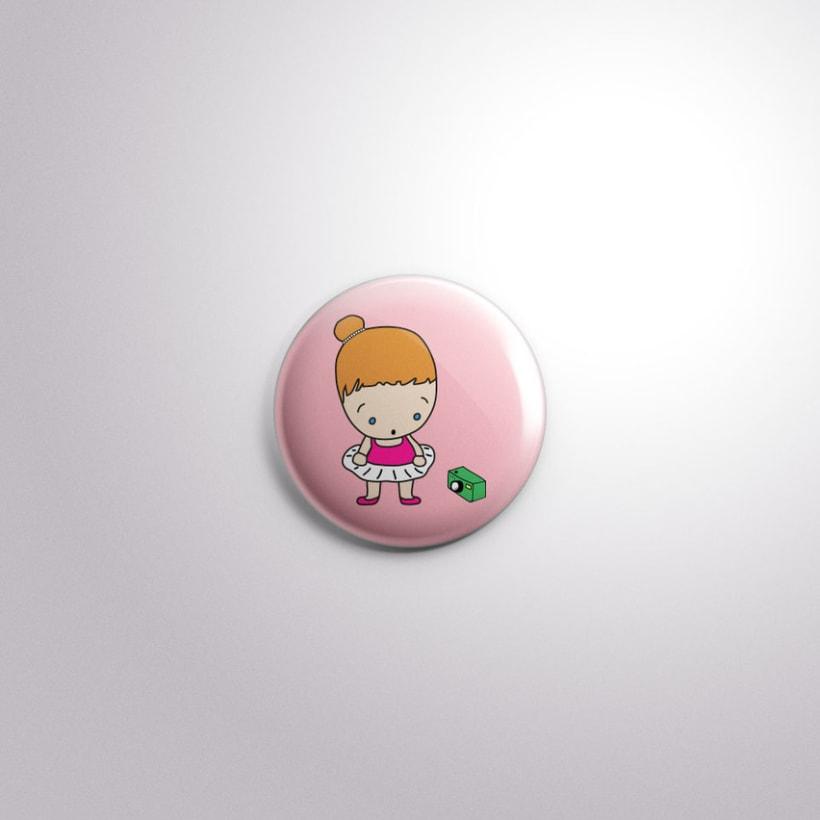 Custom pin -1