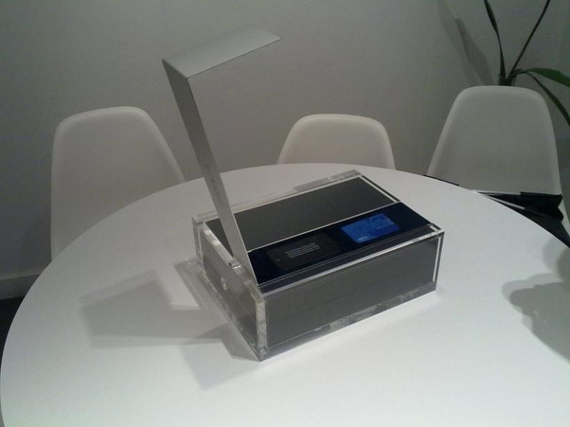 The BBVA Luxe Box 10