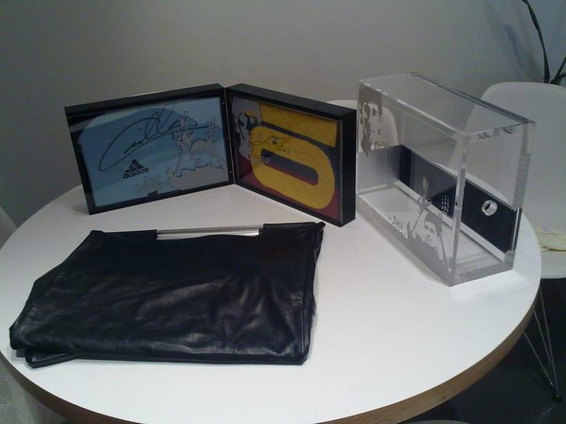 The BBVA Luxe Box 9