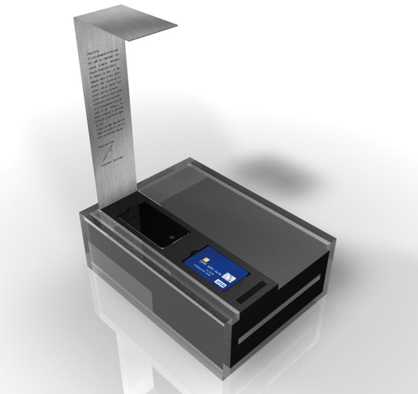 The BBVA Luxe Box 1