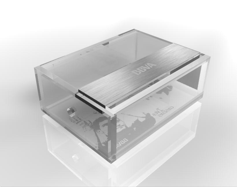 The BBVA Luxe Box 7
