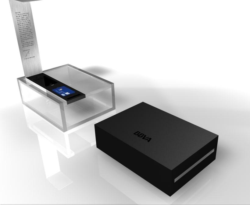 The BBVA Luxe Box 3