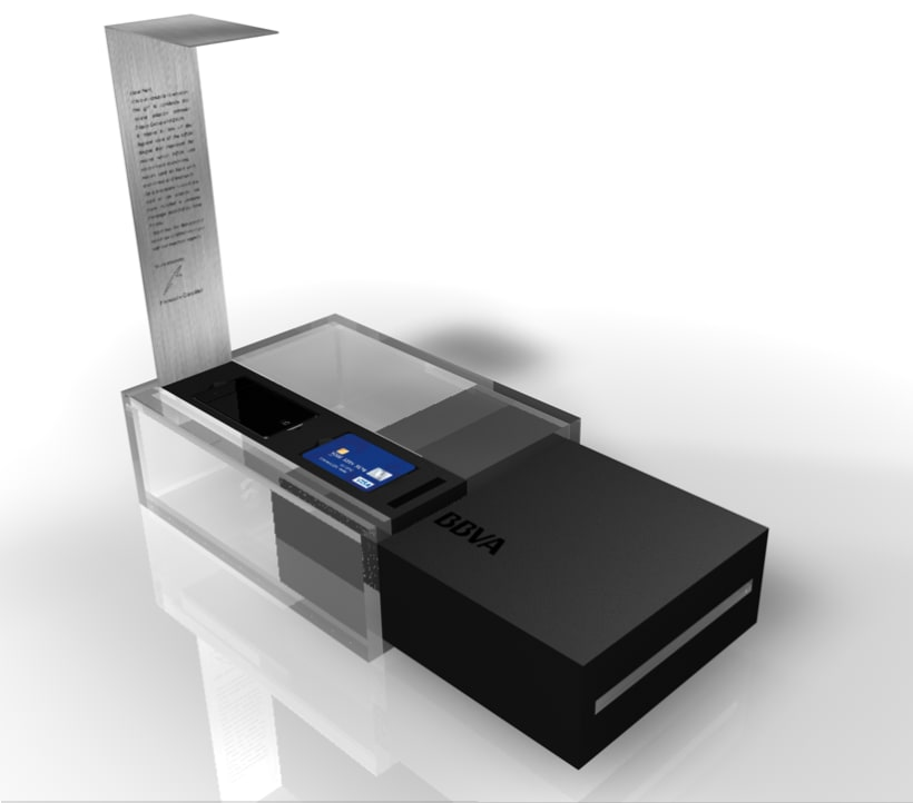 The BBVA Luxe Box 2
