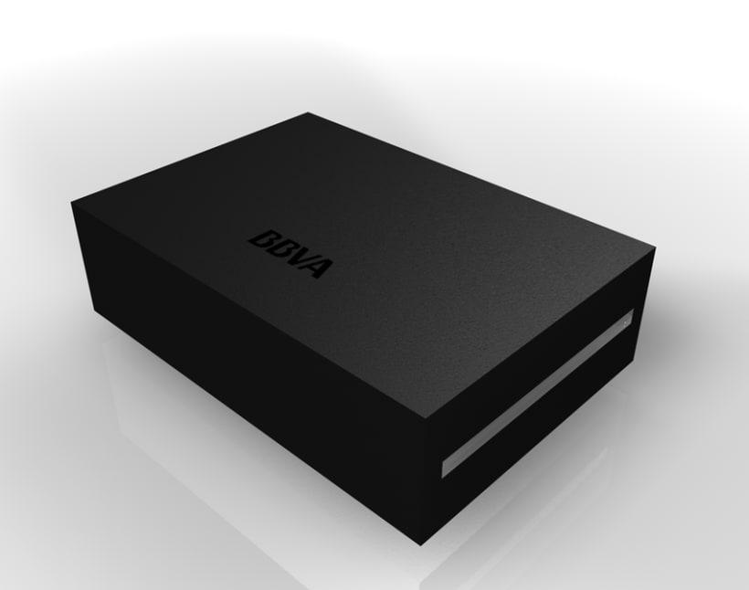 The BBVA Luxe Box 4