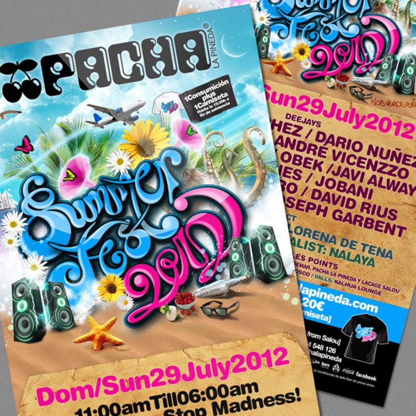 Pacha Group - SummerFest 2012 0