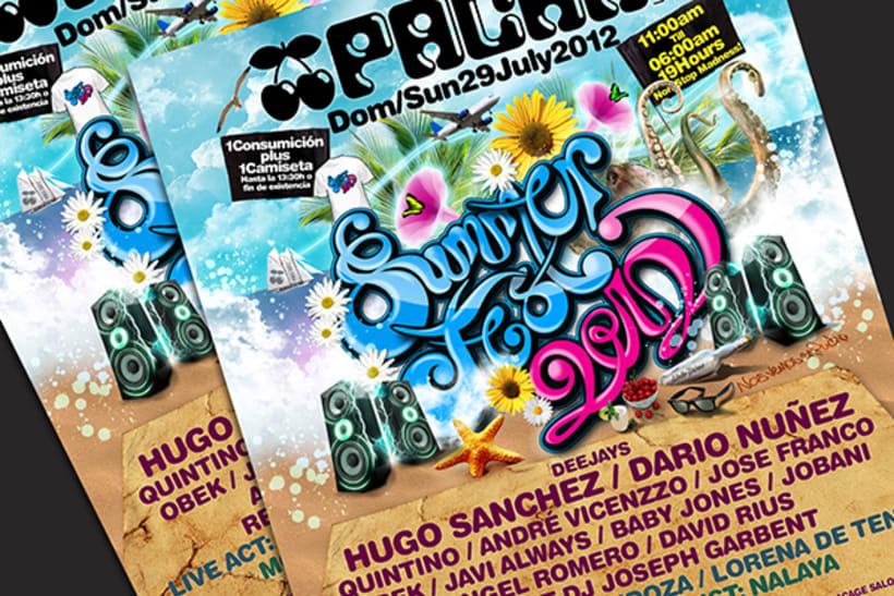 Pacha Group - SummerFest 2012 1