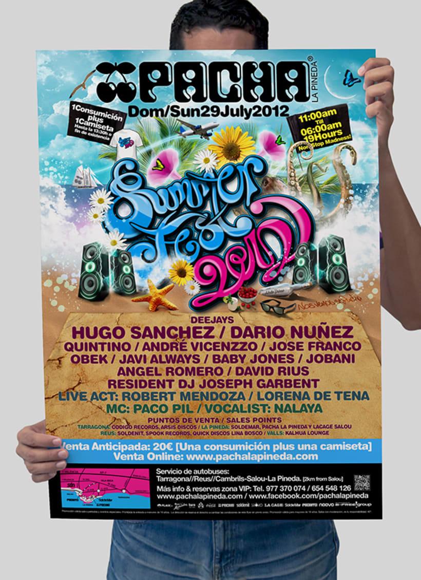 Pacha Group - SummerFest 2012 2