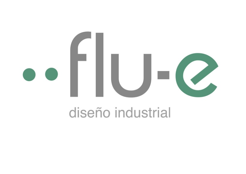 Identidad Corporativa Flu-e. Proyecto en grupo. 1