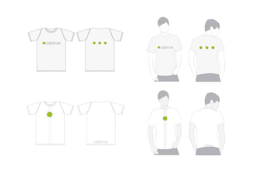 Identidad Corporativa Capicúa. Proyecto en grupo. 2