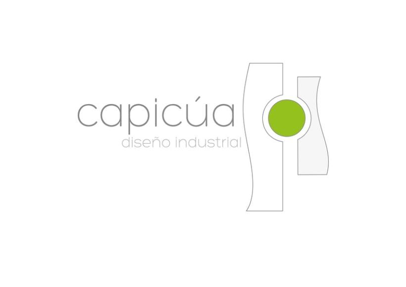 Identidad Corporativa Capicúa. Proyecto en grupo. 0