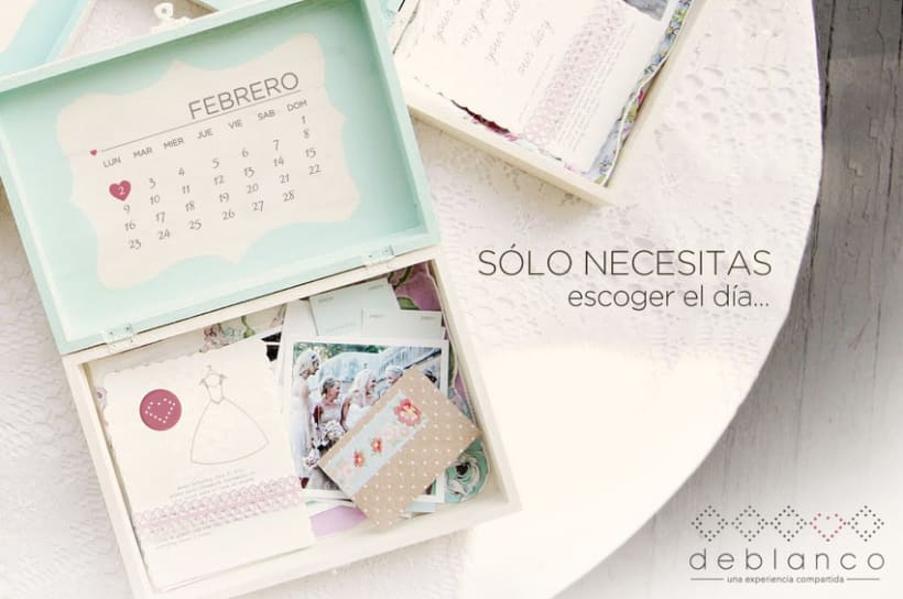 Brand Design - Deblanco Wedding Planners 0