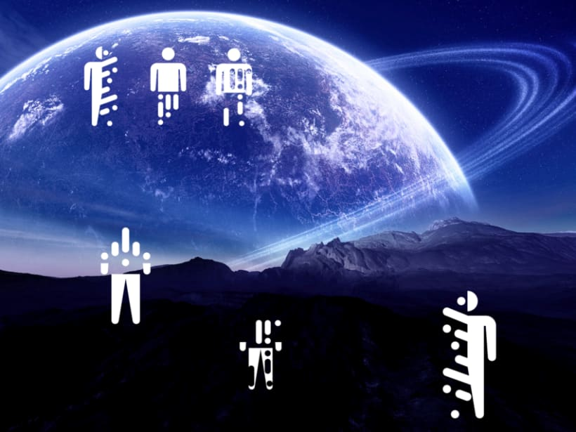 Diseño Pictogramas del Futuro 3