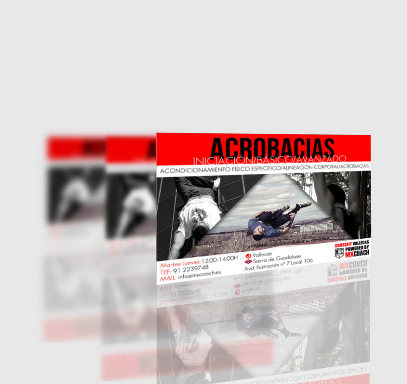 Flyer Acrobacias MXCOACH 1
