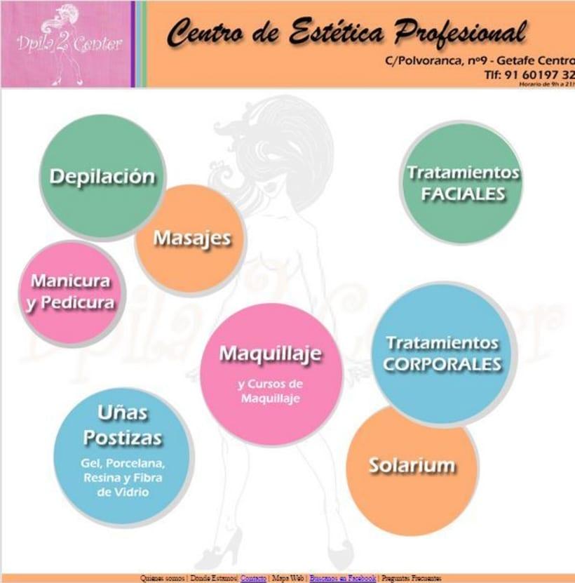 Dpila2center | Centro de Estética Profesional 0