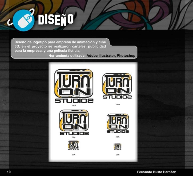 Portfolio Busto Ilustra: Diseño e Ilustración 9