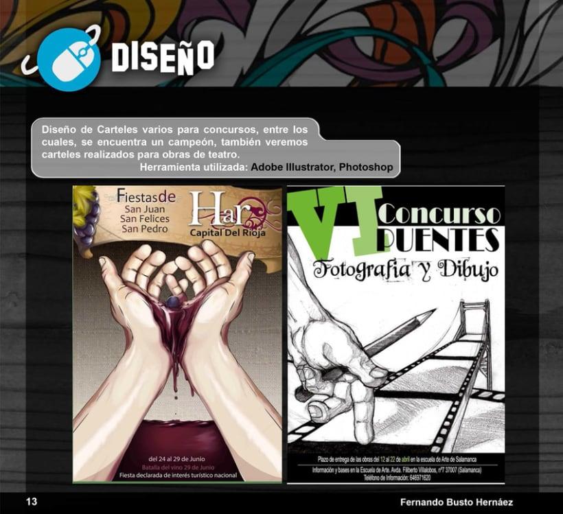 Portfolio Busto Ilustra: Diseño e Ilustración 12