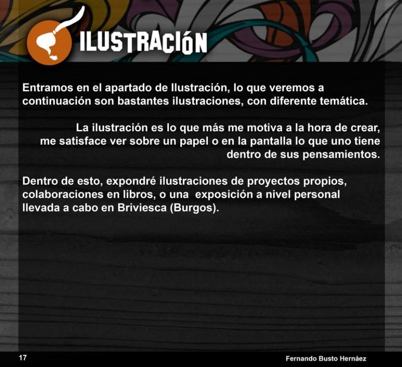 Portfolio Busto Ilustra: Diseño e Ilustración 16