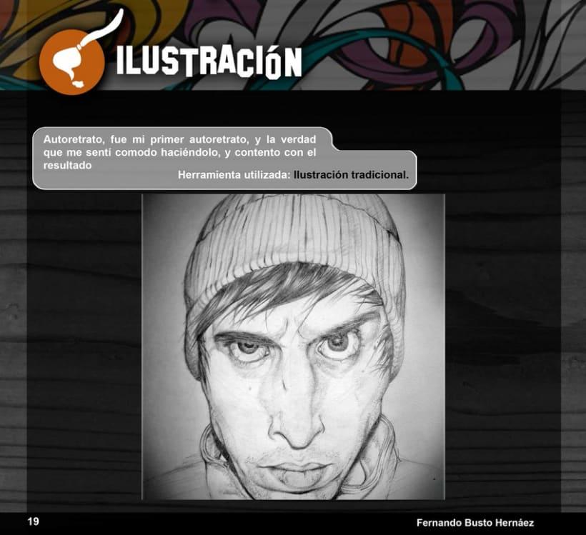 Portfolio Busto Ilustra: Diseño e Ilustración 18