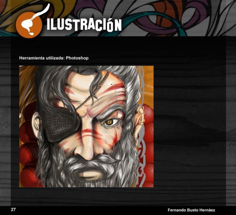 Portfolio Busto Ilustra: Diseño e Ilustración 36