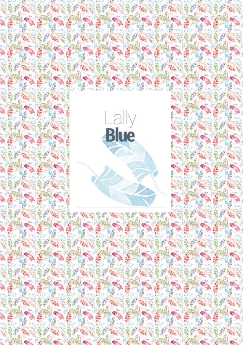 Lally Blue 3