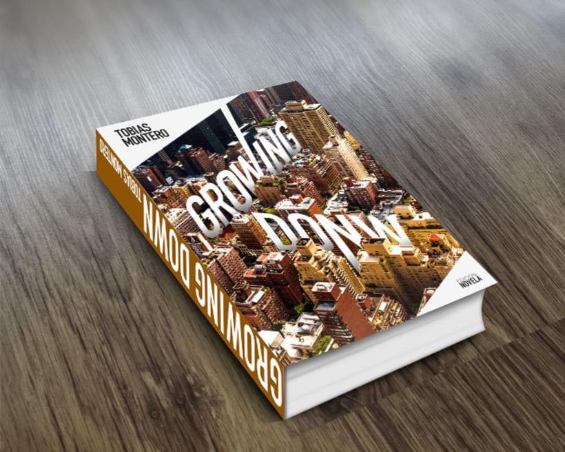 Libro 'Growing down' -1