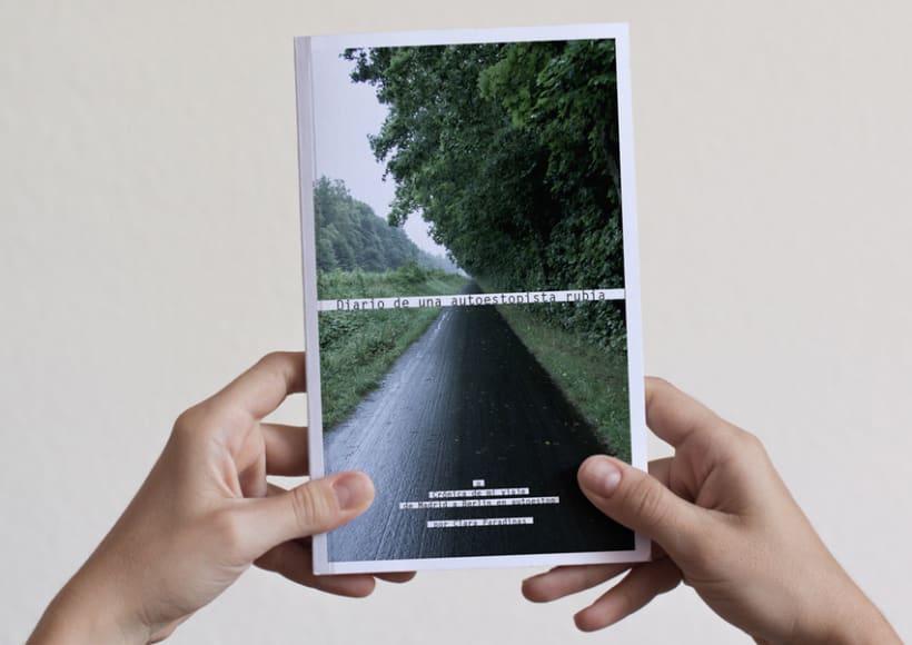 Diario de una autoestopista rubia 0
