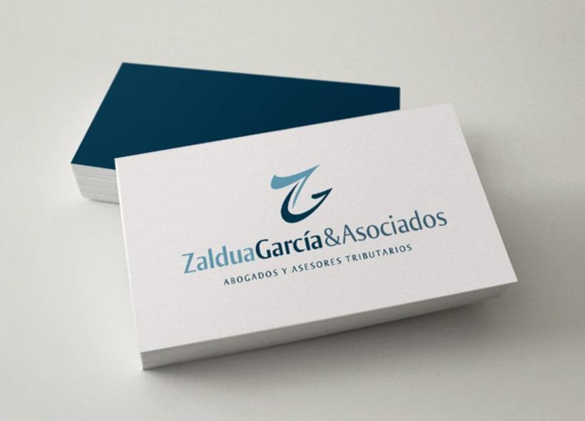 Zaldua, García & Asociados es un despacho de abogados bilbaíno especializados en fiscalidad internacional y dirigido sobretodo al mundo del deporte. -1