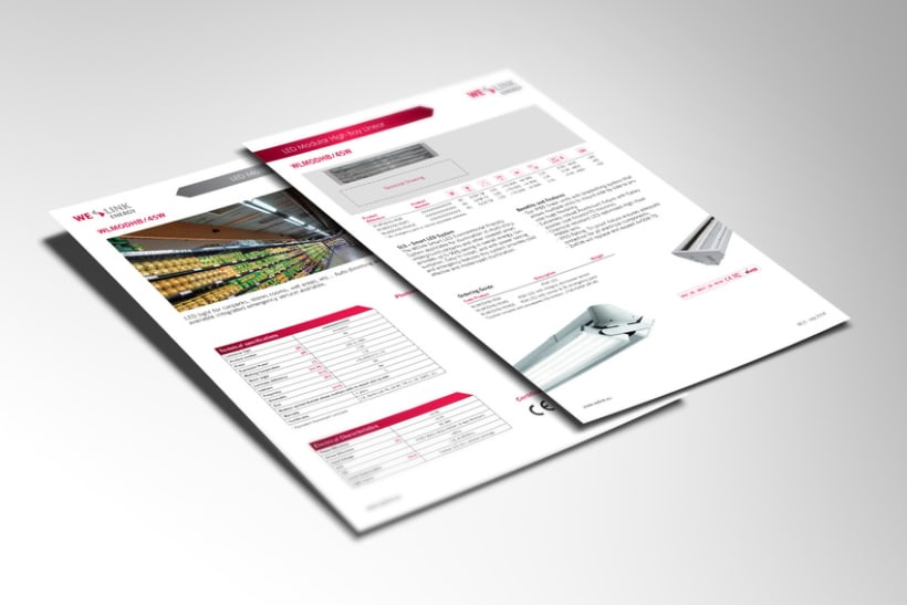 WeLink Energy / Datasheet Layout 4