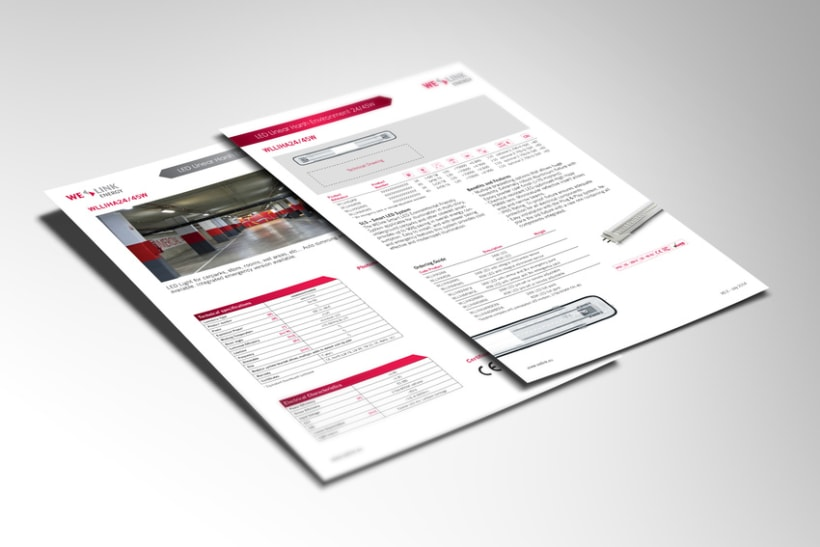 WeLink Energy / Datasheet Layout 5