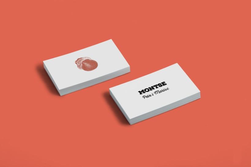 Montse Peixateria / Branding 6