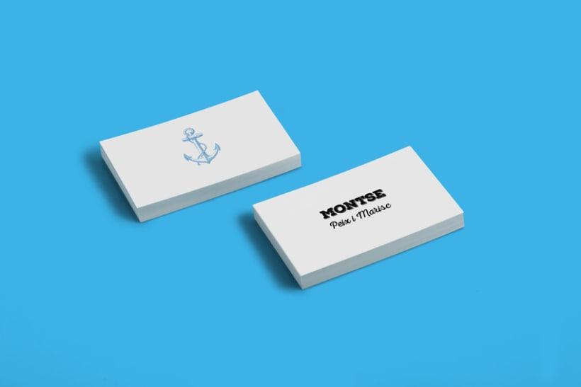 Montse Peixateria / Branding 5