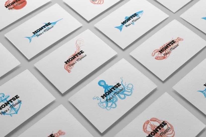 Montse Peixateria / Branding 10