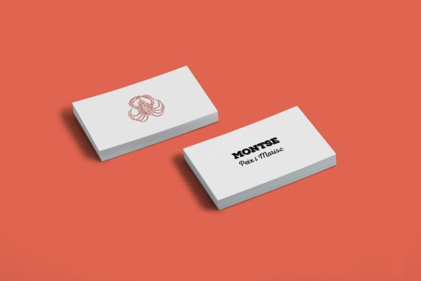 Montse Peixateria / Branding 8