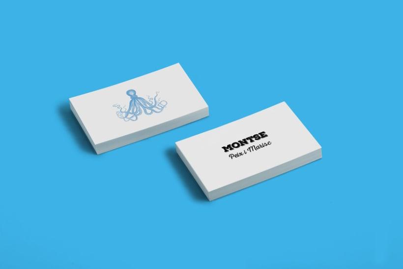 Montse Peixateria / Branding 7