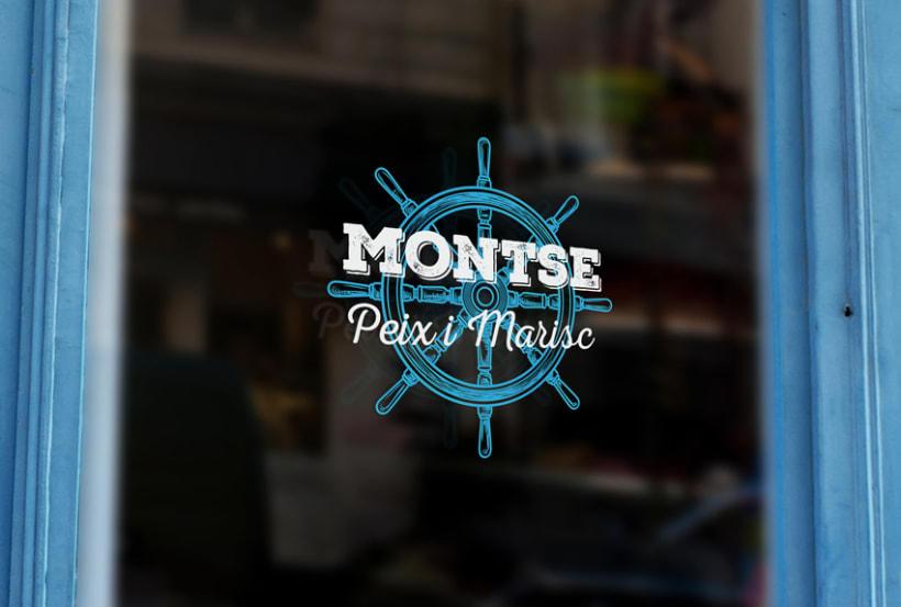 Montse Peixateria / Branding 0