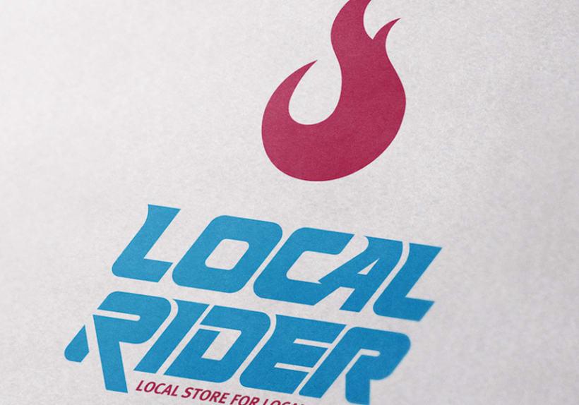 Local Rider 8