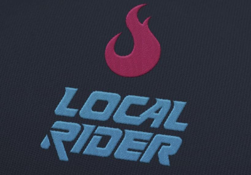 Local Rider 15
