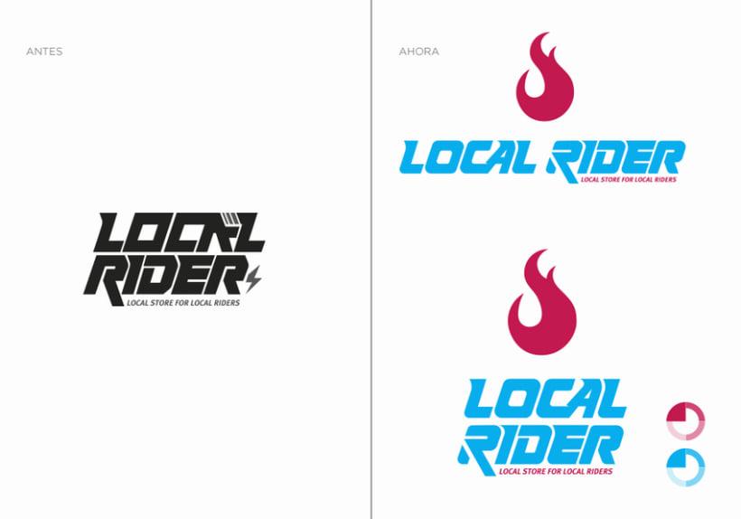 Local Rider 4