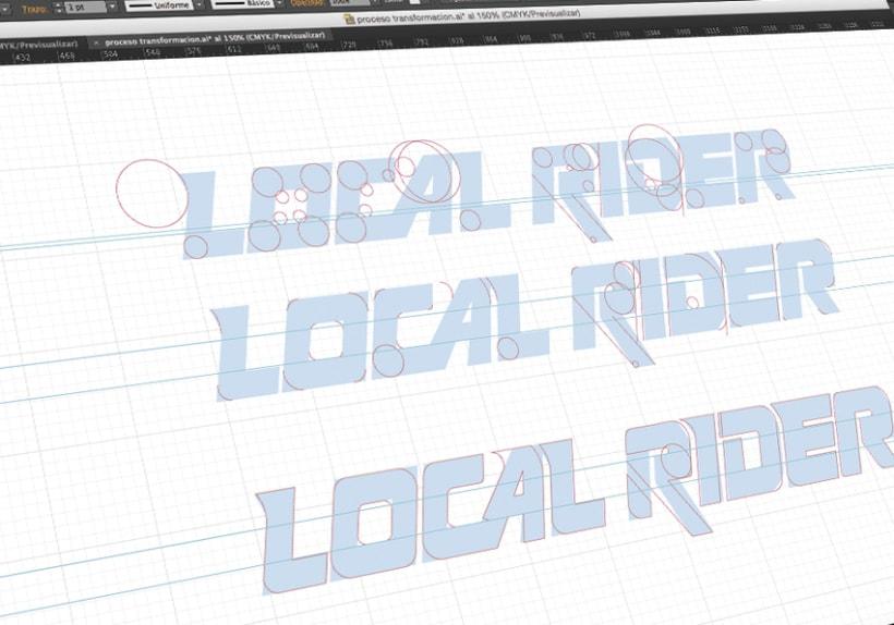 Local Rider 5