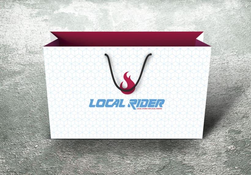 Local Rider 13