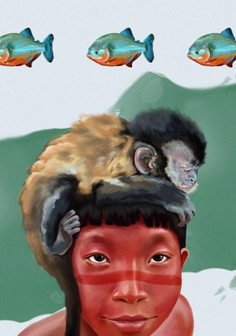 Oda Amazonas 1