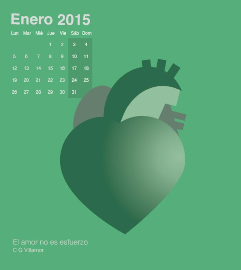 Calendario para mi escuela de meditación de la editorial Sereno 0