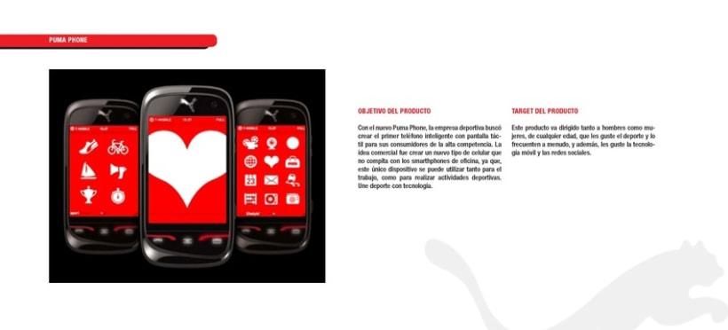 PUMA PHONE. Identidad corporativa y campaña publicitaria 7