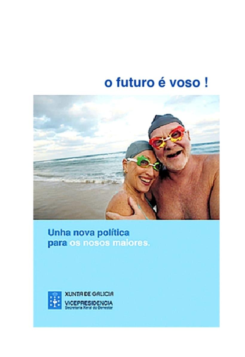 Campaña da Xunta de Galiza para promover actividades para @s maiores 0