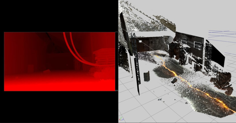 Advanced Digital Environments with NukeX and Cinema 4D 22