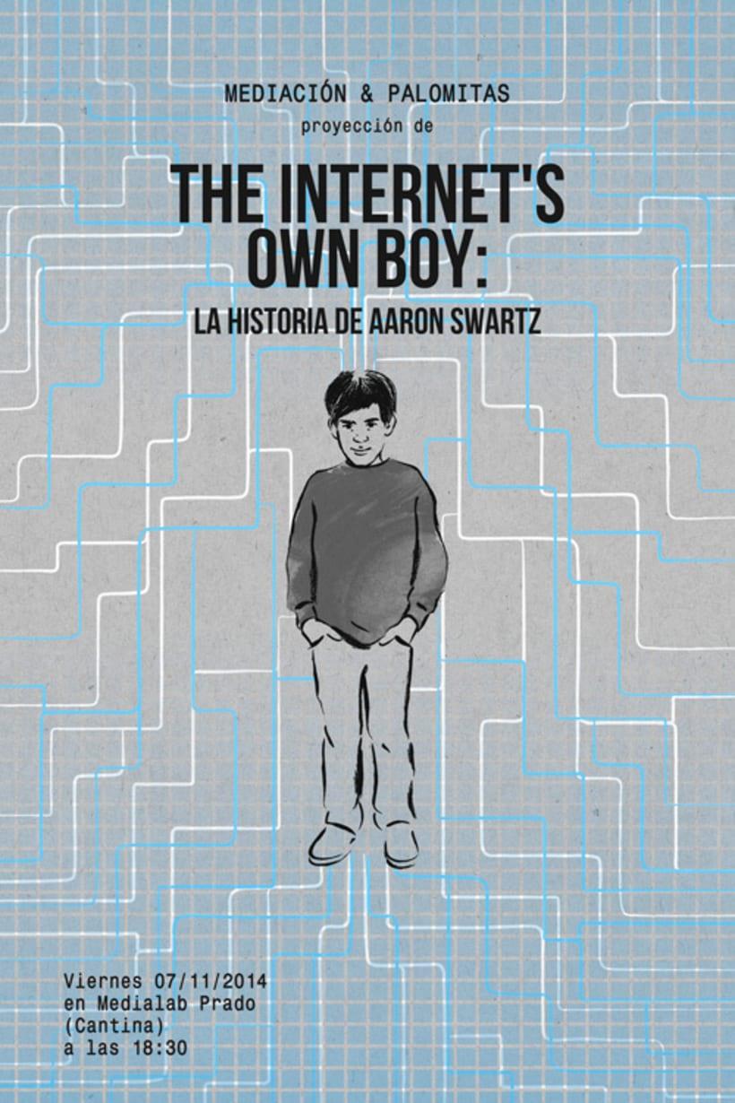 The internet's Own Boy 1