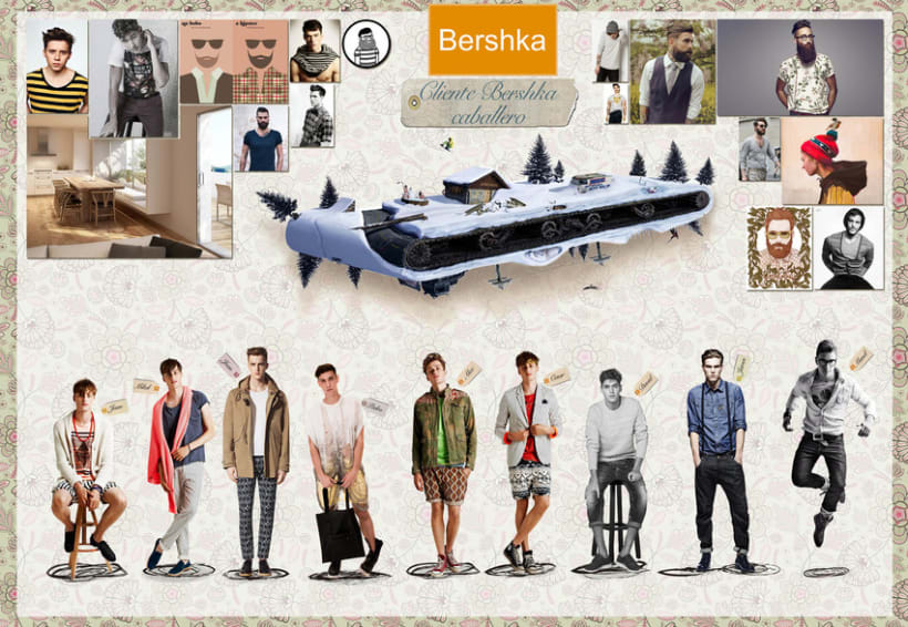 Bershka Shoes Design 2