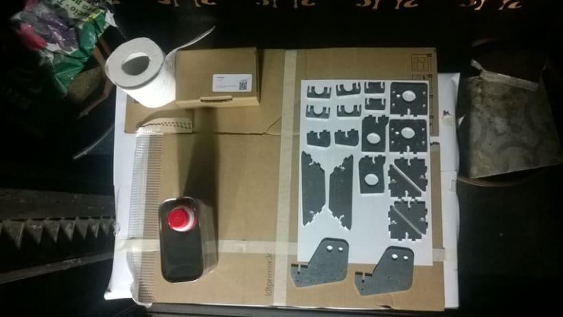 Construïnt una Impressora 3d 2